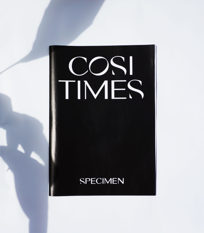 Cosi Times Font