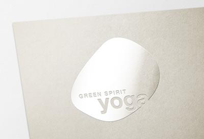Yoga Brand Identity