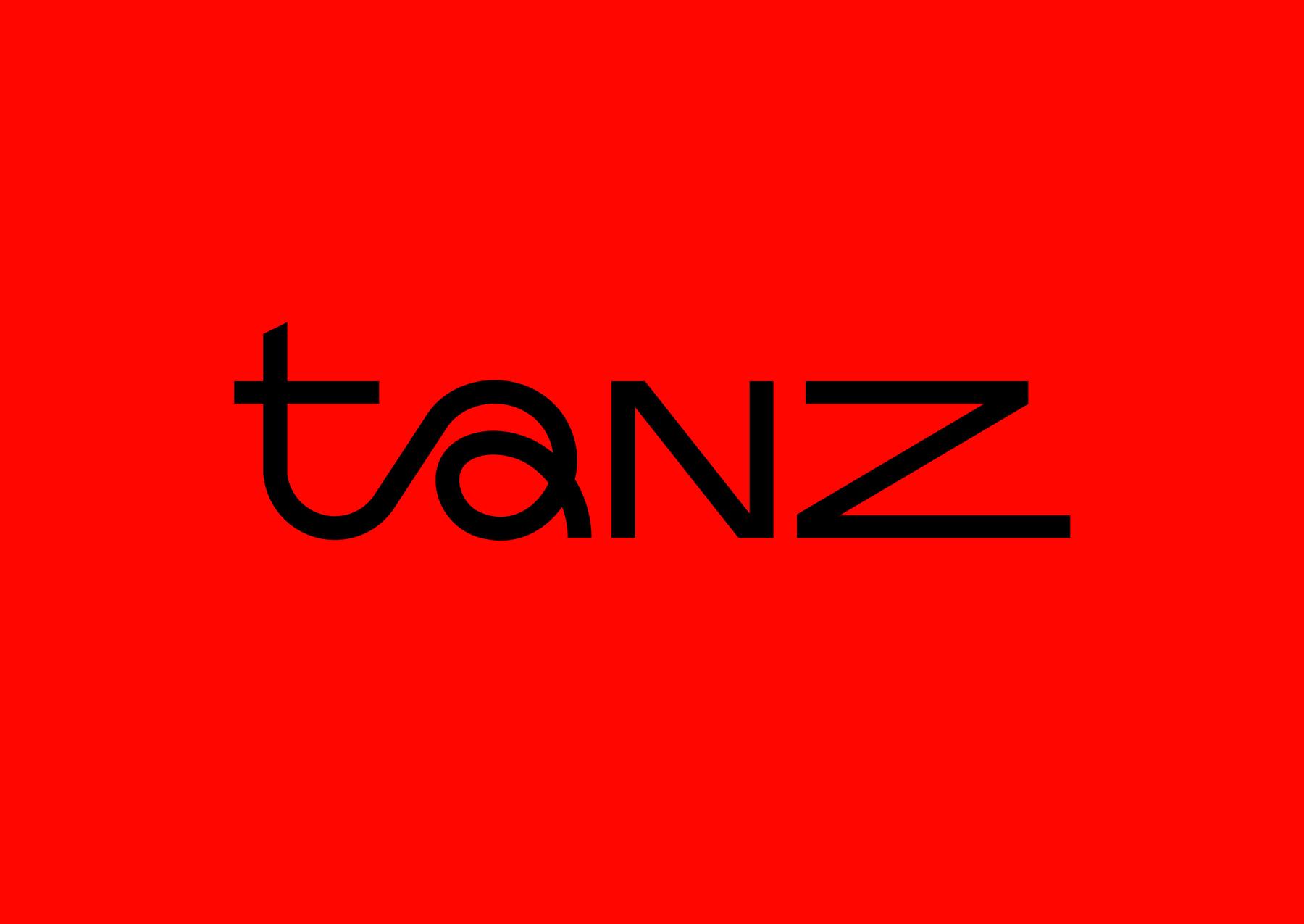 yyNikolasWrobel_Typography_TANZ_Logo-type_X